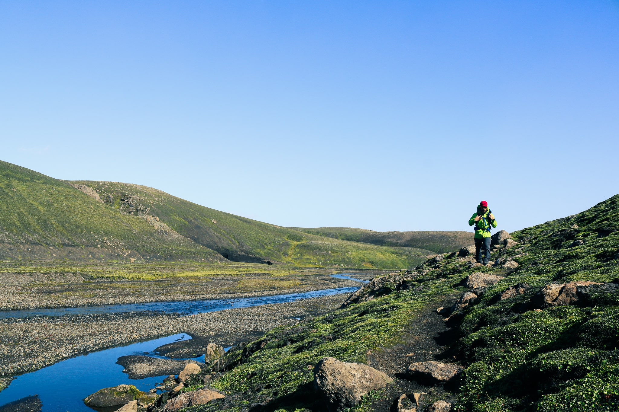 5 Isolated gems in the Icelandic highlands